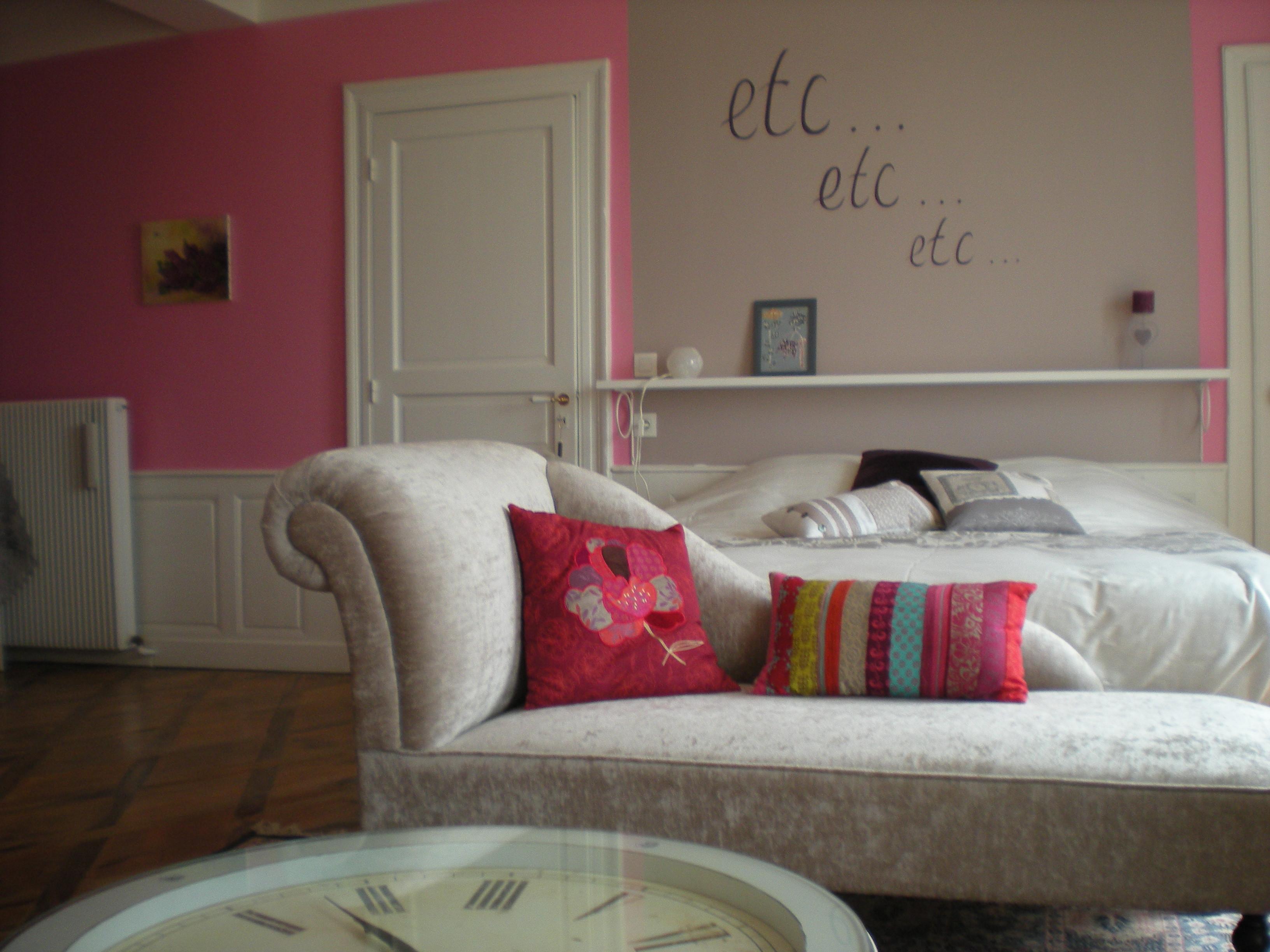 La lit 39 h te chambre d 39 h tes chambre etc lit 39 hote mirefleurs - Chambre d hote lit et mixe ...