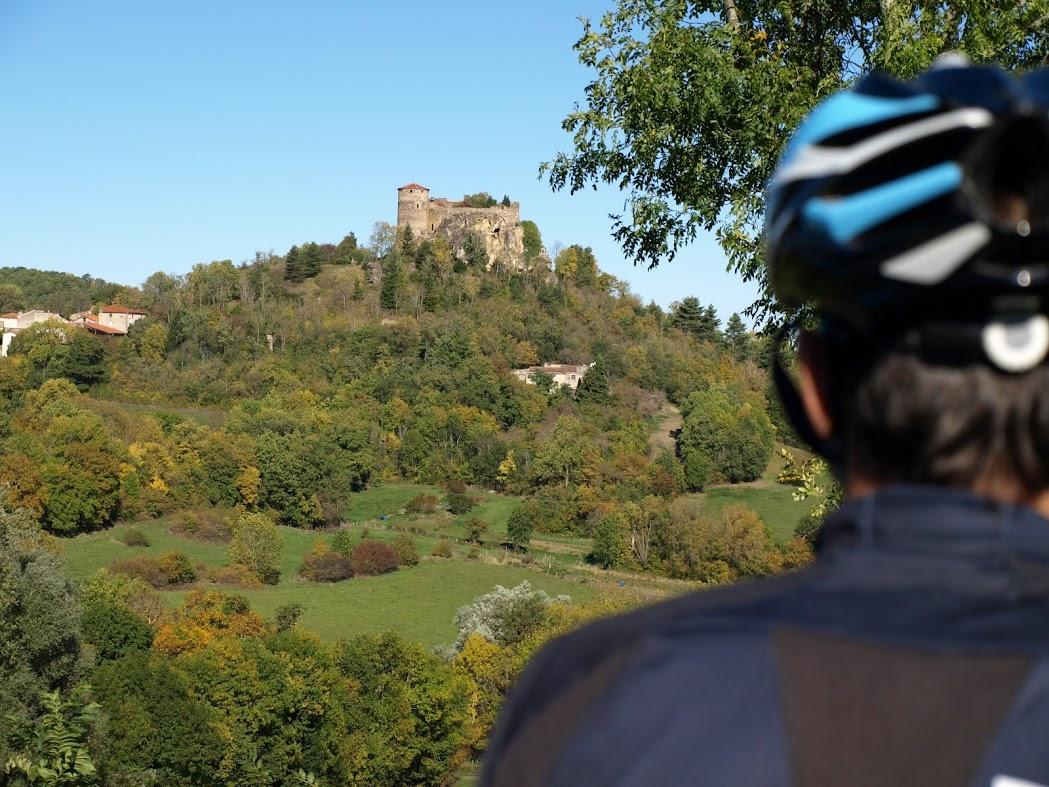 Sillonner l'Auvergne à vélo !